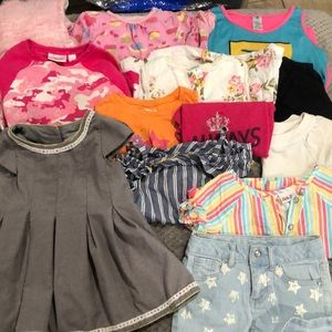 Bundle of size 4-6 clothing